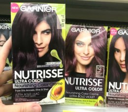 New $4/2 Garnier Nutrisse Hair Color Coupon - $3 at ShopRite, CVS {4/29} & More!