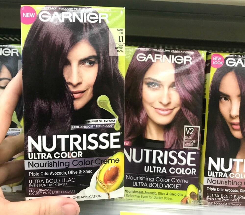 New 42 Garnier Nutrisse Hair Color Coupon 3 At Shoprite Cvs 4