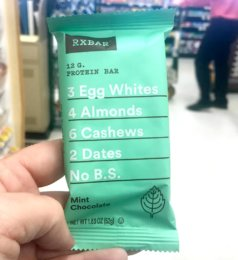 RXBAR Protein Bars as Low as $0.42 at Acme! {Ibotta Rebate}