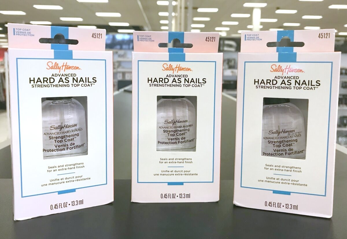 Sally Hansen Hard as Nails as Low as $0.32 at CVS!Living Rich With ...