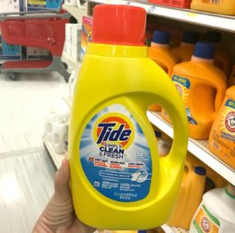 Walgreens Shoppers - Tide Simply Detergent Just $1.99! {$0.08 Per Load}