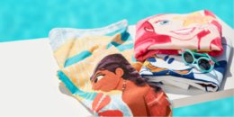Disney: Personalized Beach Towels $9.99, Covers Ups $12.99 and More!