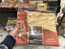 Stonefire Artisan Pizza Crusts only $0.99 at Stop & Shop, Giant, Giant/Martin