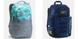 Up to 50% off + Extra 20% Off Under Armour Backpacks and Duffels and More!