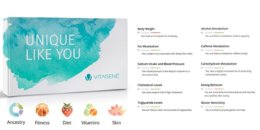 Vitagene DNA Test Kit: Ancestry + Health + Skin and Beauty Personal Genetic Reports $89 (Reg. $179)