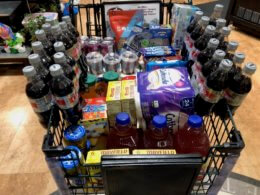 Dyan's Harris Teeter Shopping Trip - 54 Items For Just $28.65 {Over 74% in Savings}!