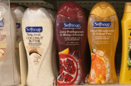 Softsoap Body Wash Just $1.74 at Walgreens!