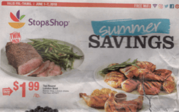 Stop & Shop Preview Ad Scan for the week of 6/22
