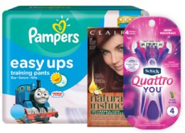 Today's Top New Coupons - Save on Clairol, Pampers, Yucatan & More