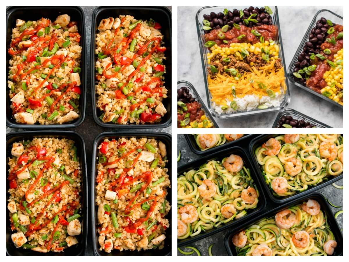 Low Carb Meal Prep Recipes
