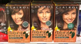 Clairol Natural Instincts Hair Color Only $1.99 at CVS! {Ibotta Rebate}