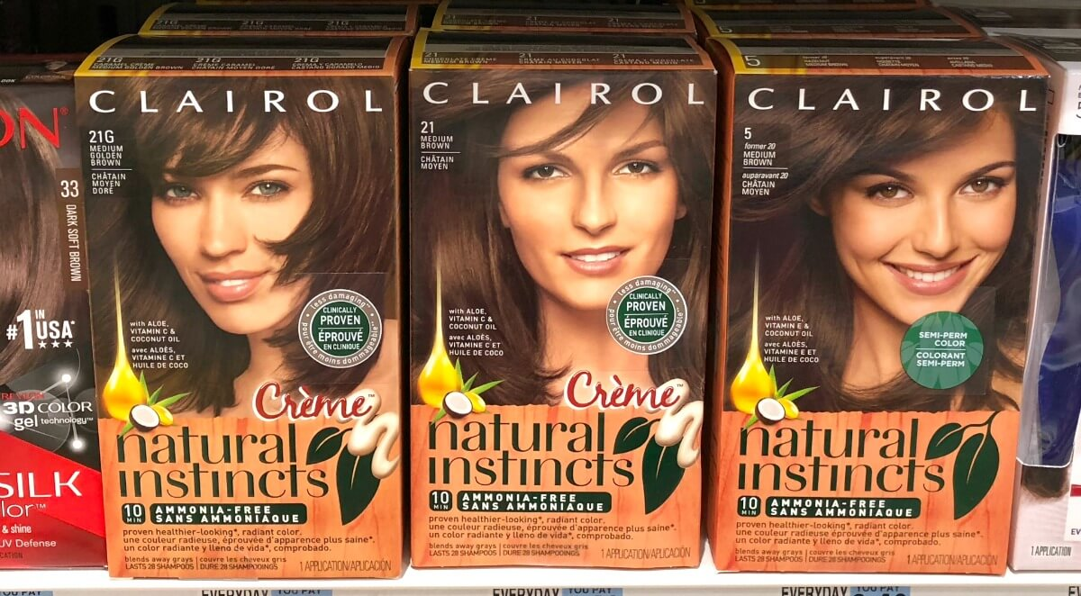 Better than free clairol natural instincts and nice n easy hair better than free clairol natural instincts and nice n easy hair color at cvs 520 ibotta rebate solutioingenieria Images
