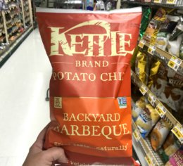 Kettle Brand Chips only $2  at Stop & Shop