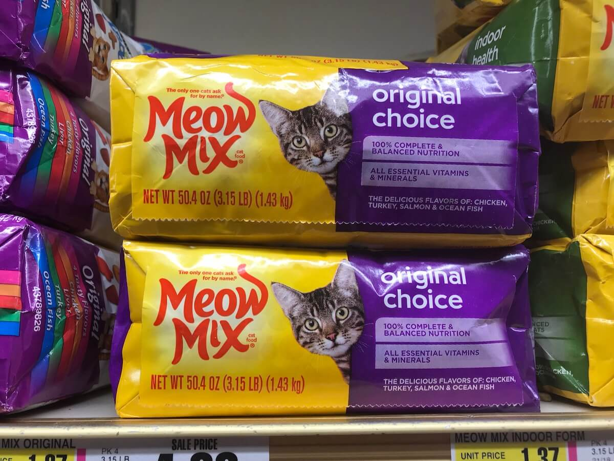 Meow Mix Coupons February 2019