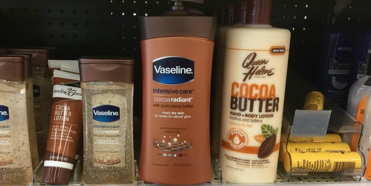 ShopRite Shoppers - $0.64 Vaseline Lotion!