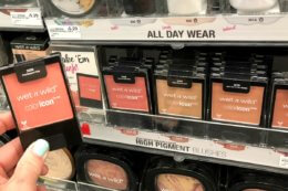 Wet N Wild Cosmetics as Low as Free at CVS!