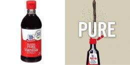 McCormick All Natural Pure Vanilla Extract 16 fl oz $16.09 (Reg. $35.88)