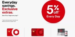 Apply for Target Debit or Credit REDcard & Get $25 Off a Future Qualifying Purchase of $100+