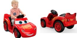 Power Wheels Lil Lightning McQueen $59.25 {Reg $135} + Free Shipping!