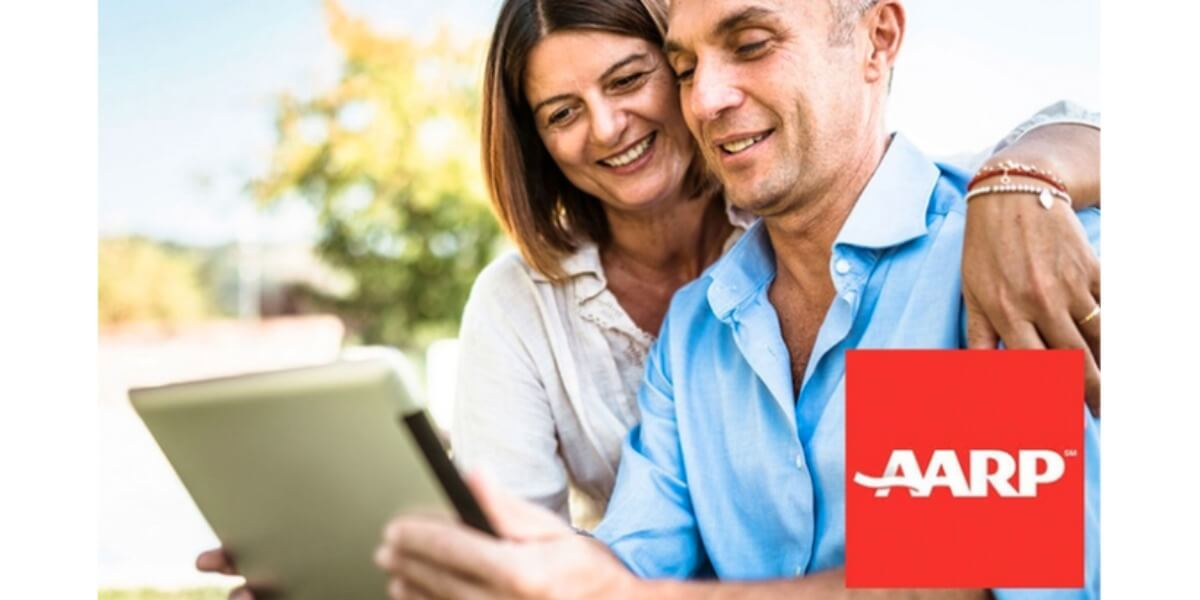 50% Off AARP Membership - $15 for Two-Years ($30 Value)