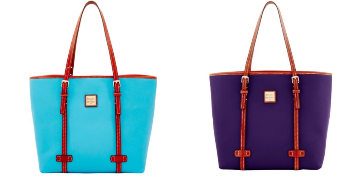 Dooney & Bourke Pebble Grain East West Shopper $129 (Reg. $268)