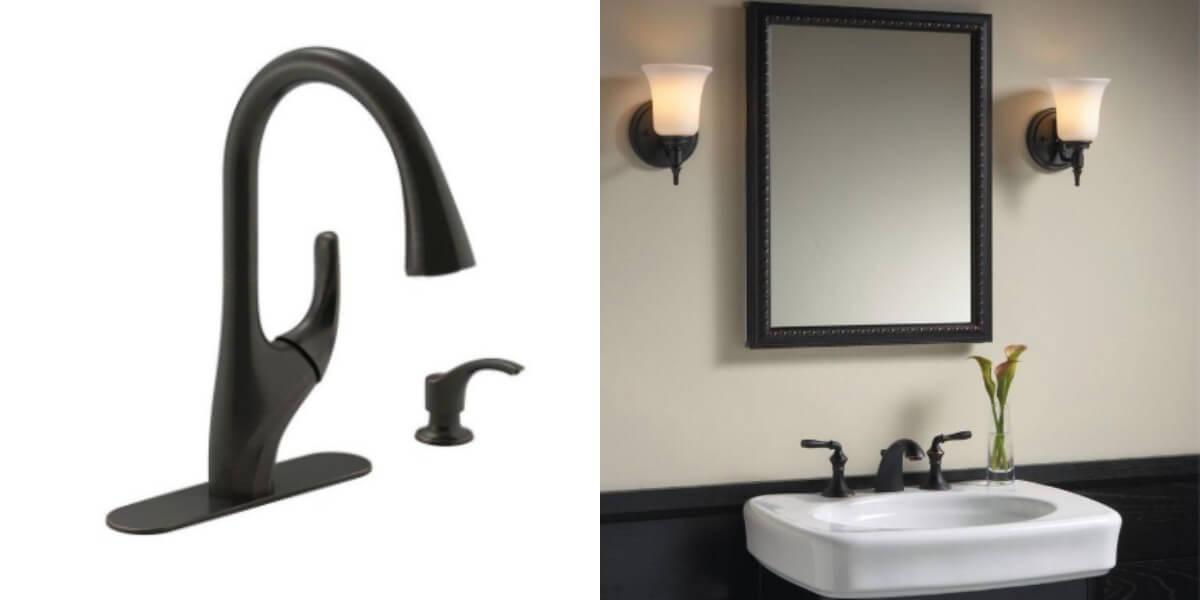 Home Depot Up To 47 Off Select Kohler Toilets Medicine Cabinets And Bathroom Hardwareliving