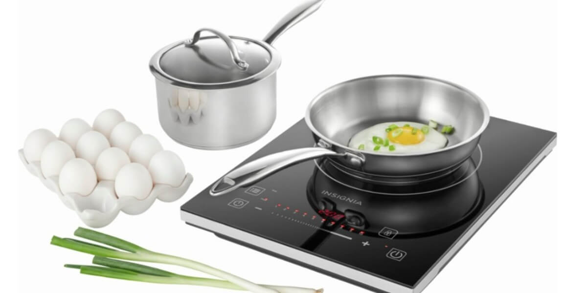 Insignia 11 4 Electric Induction Cooktop 39 99 Reg