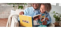 Shutterfly: 50% off Everything + One Free Hard Cover Photo Book Just Pay Shipping!