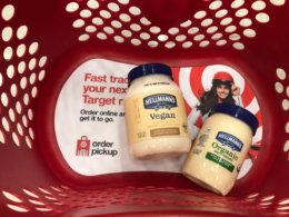 New 20% Off Hellmann's Vegan & Organic Mayo Target Cartwheel Offers!