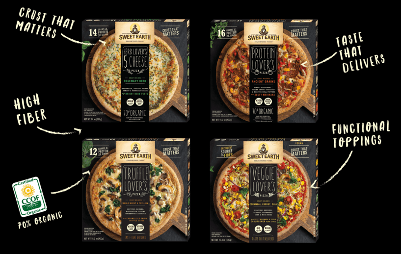 Hurry! FREE Sweet Earth Pizza Coupon