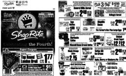 ShopRite Preview Ad for the week of 6/24/18