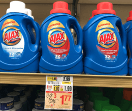 Ajax & Final Touch Laundry Care Products Just $0.77 at ShopRite!