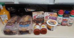 Reader Shopping Trip to ShopRite - Less than $0.06 an item!