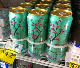 Arizona Drinks Only $0.50 at Rite Aid! {No Coupons Needed}