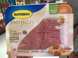 Butterball Ground Turkey Just $0.50 at ShopRite! {6/24-Ibotta Rebate}