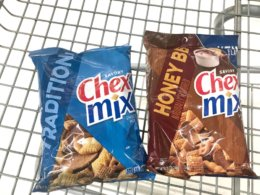 Chex Mix Bags Just $1 at Rite Aid!