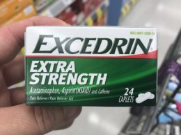 Excedrin 24 Count only $1.36 at CVS!