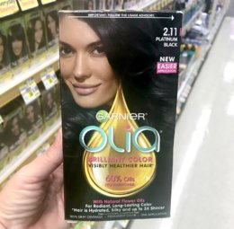 New $5/2 Garnier Olia Hair Color Coupon - $2.66 at Target + More Deals! {Ibotta Rebate}