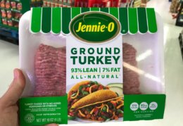 Rare! $1.50/1 JENNIE-O Ground Turkey Coupon + Deals at ShopRite, Target & More!