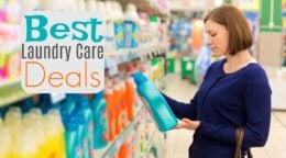 Best Laundry Care Product Deals – Week of 12/8/19