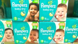ShopRite Shop From Home Deal -$0.51 Pampers Super Packs, Gerber Pouches & More!