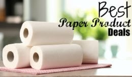 Best Paper Products Deals – Week of 10/20/19