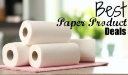 Best Paper Products Deals – Week of 10/13/19
