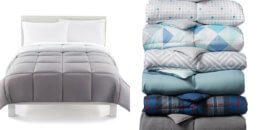 Kohl's Cardholders: Any Size The Big One Down Alternative Reversible Comforter 2 for $35