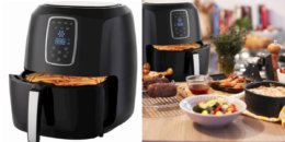 Emerald 5.2L Digital Air Fryer $59.99 (Reg. $139.99) + Free Shipping!
