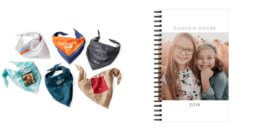 Shutterfly: Pick 3! Shopping Bag, Playing Cards, Pet Bandana and/or Notebook! Just Pay Shipping!