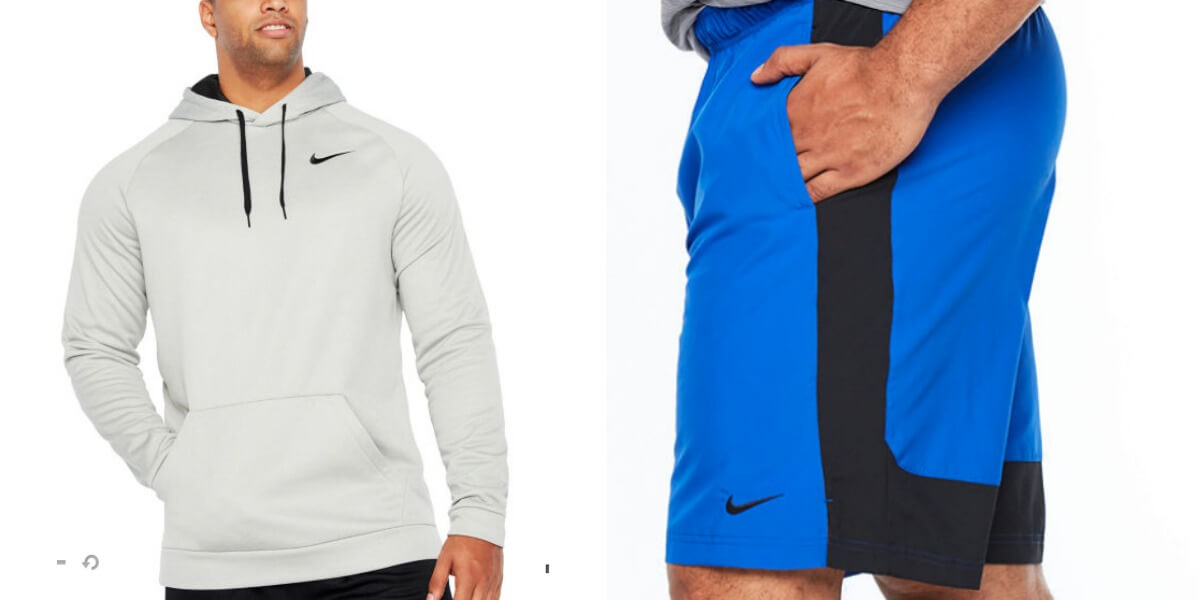 b464243c JCPenney: Up to 80% Off Nike Big and Tall Men's Clearance, Shorts $10