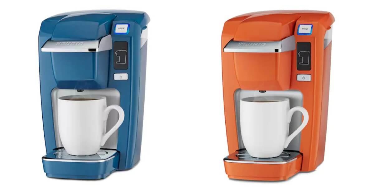Kohls Cardholders Keurig K Mini K15 Single Serve K Cup Pod Coffee