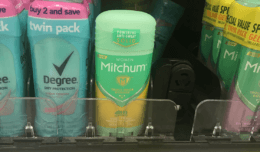 Target Shoppers - $0.79 Mitchum Deodorant!