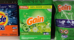 Gain Powder Laundry Detergent Just $1.95 at Dollar General!